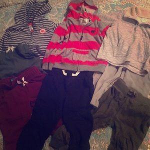 Set of 2T boys clothing